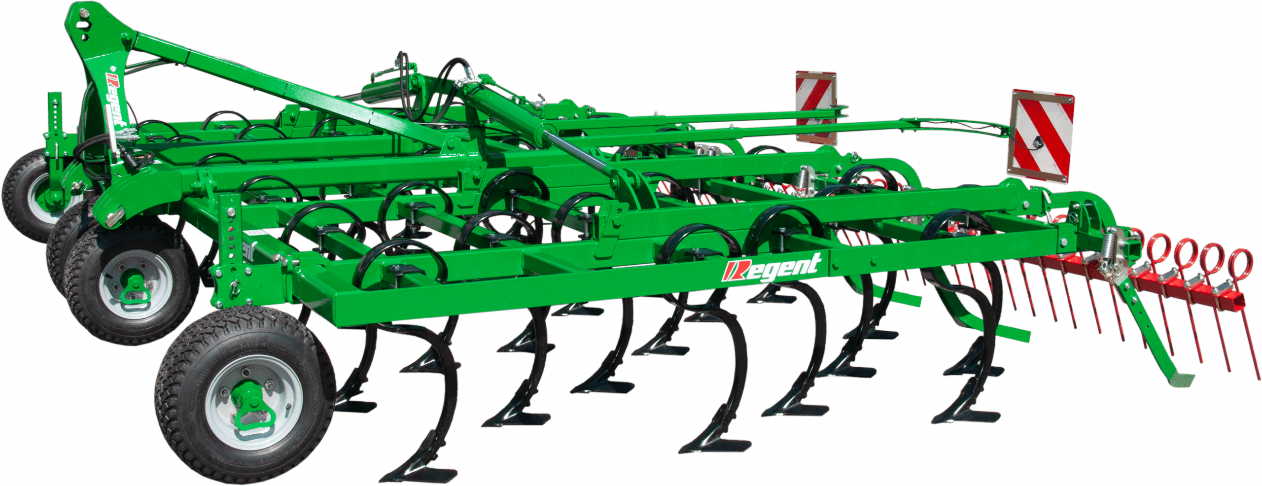 Spring Tine Cultivator Terrakan R6