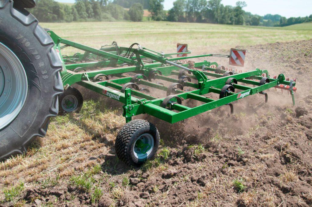 Spring Tine Cultivator TERRAKAN R6 BIO